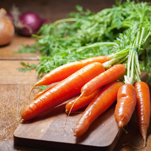 Carrots  Best Foods For Healthy Hair Carrots