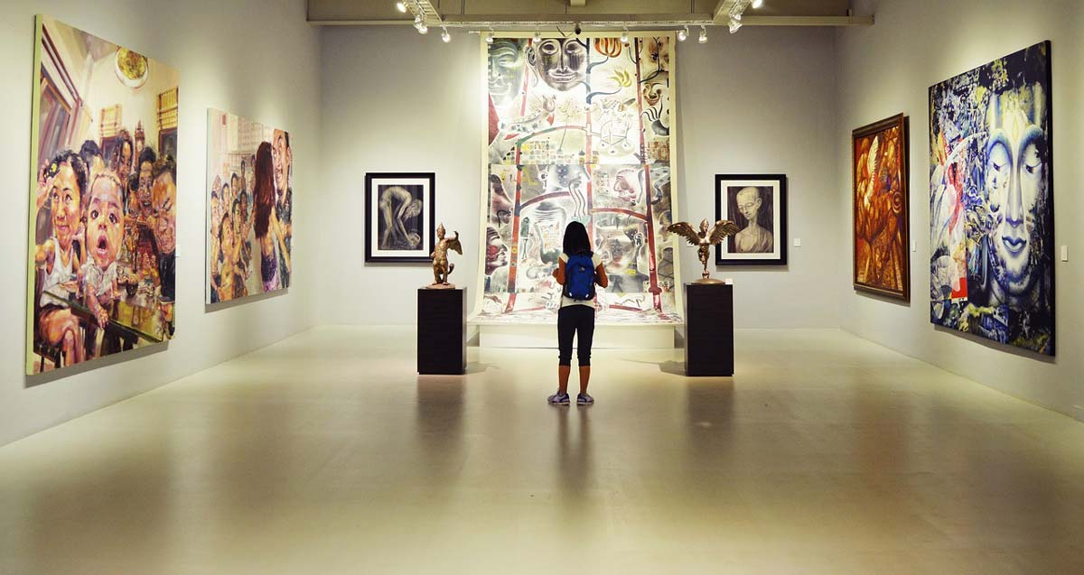 Art Museums And Galleries